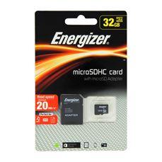 Снимка от Карта памет 32GB 20MB/s - Energizer