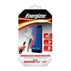 """Снимка от Стъклен протектор за дисплей (4.3"""" - 4.5"""") – ENERGIZER"""
